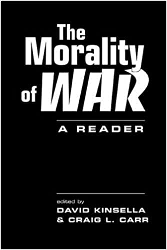 Book The Morality of War: A Reader
