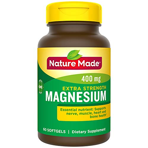Nature Made® High Potency Magnesium 400 Mg, ()