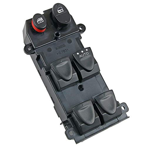 Front Power Window Switch Main Control For Honda Civic FD FD1 FD2 2006-2011