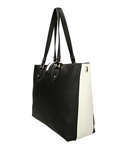 Liu Jo Irvine Shopper schwarz/weiß