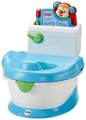 - Fisher-Price Potty Learn with Puppy (Mattel frg80)