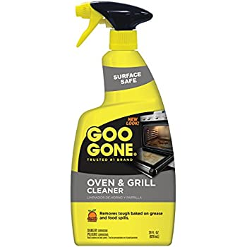 Amazon Com Goo Gone Oven And Grill Cleaner 28 Ounce
