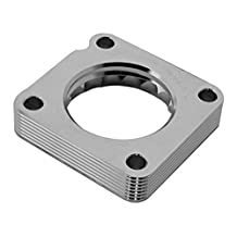 aFe Power (46-37002) Silver Bullet Throttle Body Spacer for Honda Accord V6-3.5L Engine (Non-CARB Compliant)