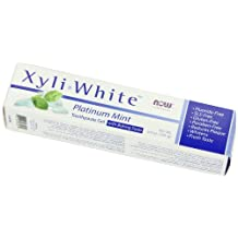 Now Foods: Xyliwhite Platinum Mint Toothpaste, 6.4 oz