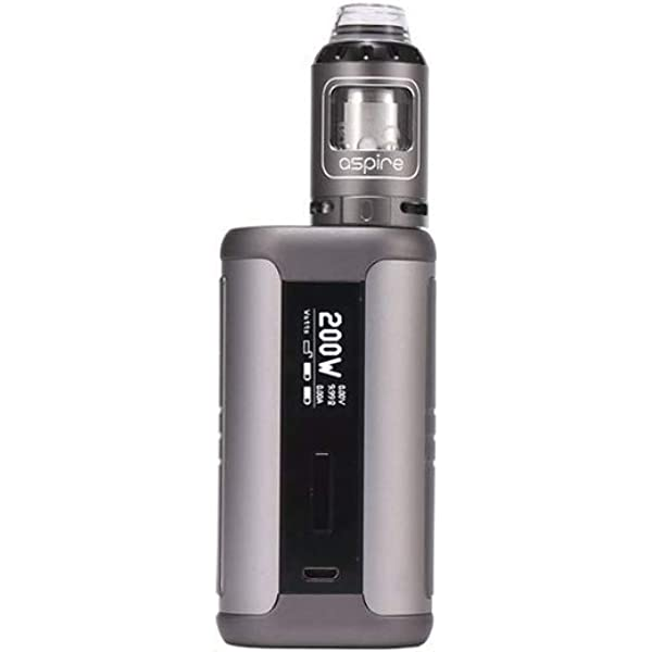 Aspire Speeder 200w Kit [Aspire Speeder Mod + Aspire Athos tanque ...
