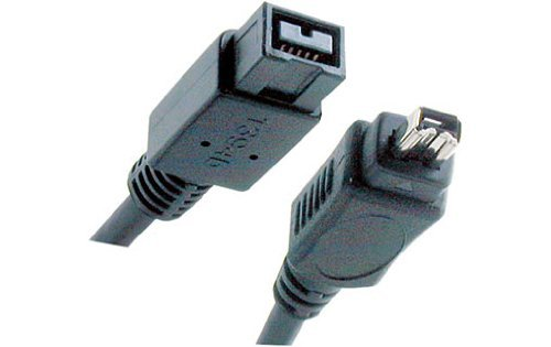 1 opinioni per Cabling–Cavo FireWire 9–4(400A 800) di 2metri. Di 9pin a