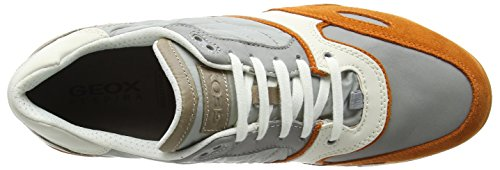Sandford Grey Grey Grigio Orange A Geox U 5w7qFF