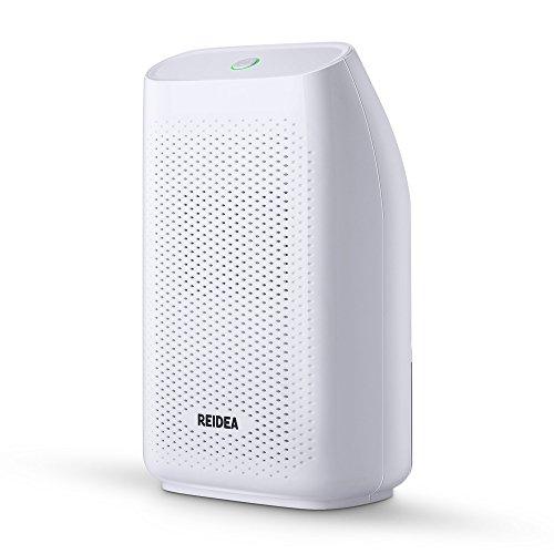 REIDEA 700ml Compact and Portable Air Dehumidifier, Powerful Small Size...