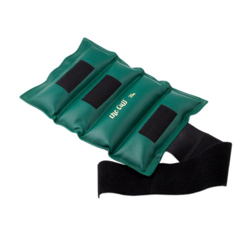 The Cuff Deluxe-Cuff Weight, Green, 25 Pound