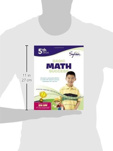 Fifth Grade Basic Math Success (Sylvan Workbooks) (Sylvan Math ...