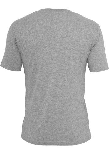 "Urban Classics Shirt ""V-Neck Pocket Tee"", Größe: M, Farbe: grey"