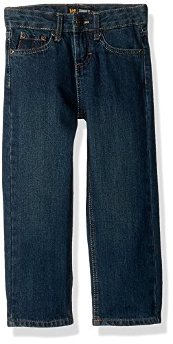 Boys Dark Blue Denim Jeans - 2