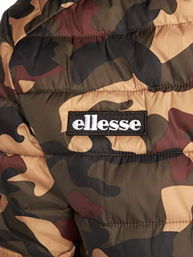 Ellesse para Abrigo Padded Verde Jacket Lombardy Hombre r7IrqwP