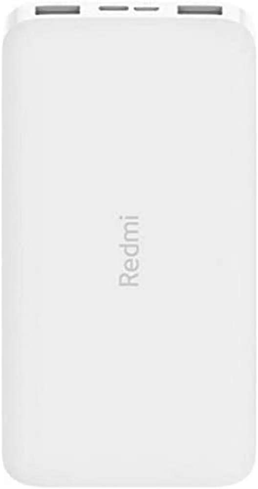Xiaomi VXN4286GL POWERBANK REDMI Power Bank 10000MAH White