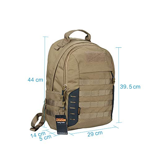 Excellent Elite Spanker Outdoor Military Nylon Backpack Molle for Hiking 20L Capacity