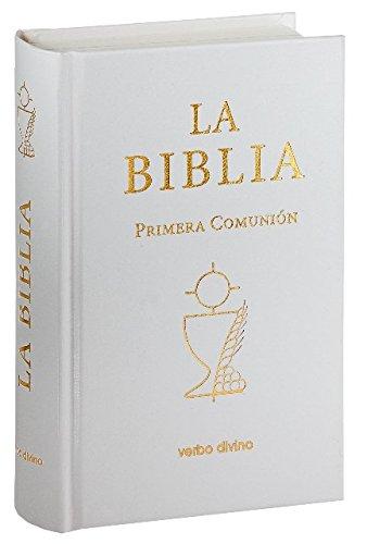 La Biblia (bolsillo - cartoné - Primera Comunión): 15 x 10 (Biblias Verbo Divino)