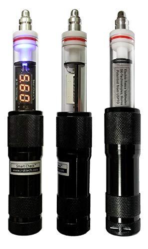 (SmartCheck Electric Fence Tester Voltmeter 10,000V)