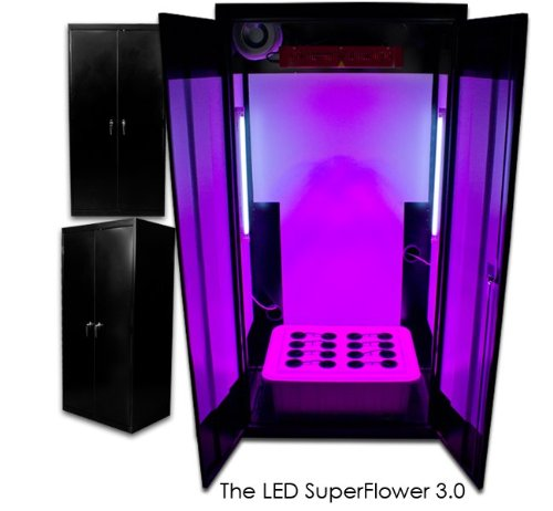 Stealth Grow Box Led Lights in US - 4