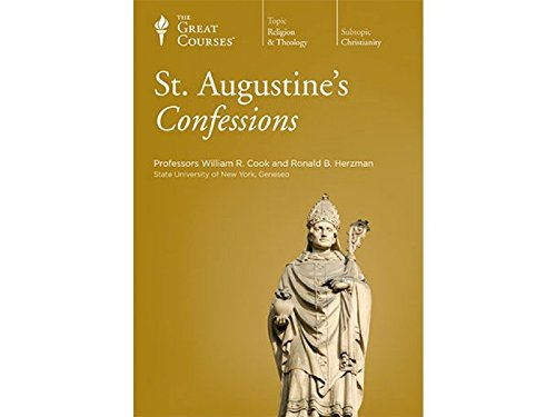 St. Augustine's Confessions by The Great Courses