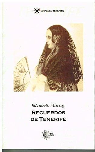 Descargar Libro Recuerdos De Tenerife Elizabeth Murray