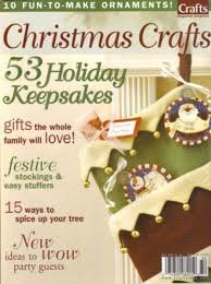 Christmas Crafts 2003 from Crafts Magazine (53 Holiday Keepsakes issue)