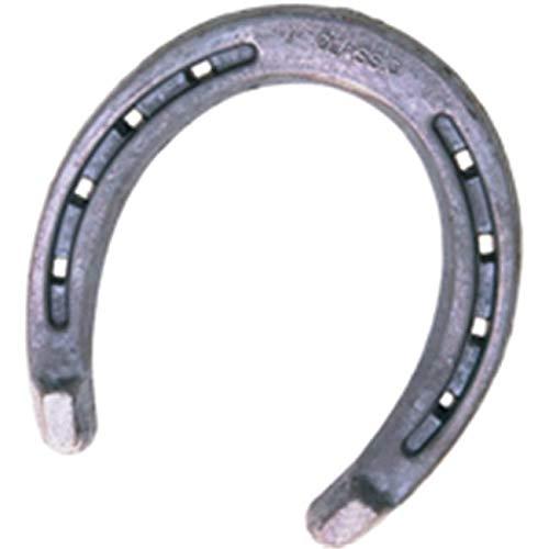 Aromzen Diamond Classic Heeled Horseshoe, 4-23/32 in L X 4-9/32 in W by Aromzen