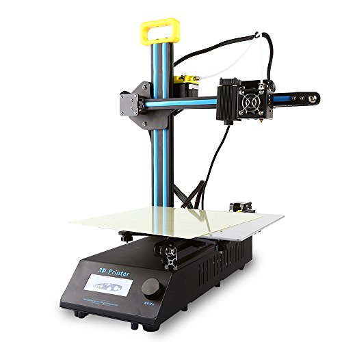 SainSmart 3D Desktop Printer Metal Frame Structure, Laser Engraving Functions, DIY High Accuracy CNC Self-Assembly SainSmart