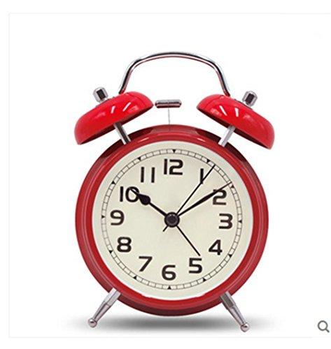 pengweiReloj despertador digital reloj cabecera mudo dibujos animados moda personalidad musical luminoso despertador infantil , 8