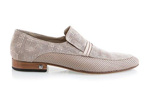 Good Man Beige Suede Italian Designer Men Shoes … (Mens Beige Italian Suede)