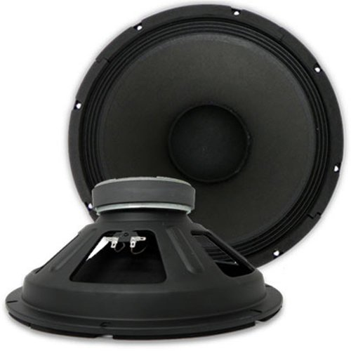 Seismic Audio Denali 15 (Pair) - 15-Inch PA Speakers or Raw Woofers - 500 Watts RMS by Seismic Audio