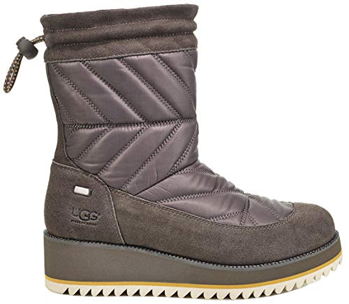 UGG Women's Beck Boot Charcoal 8.5 B US
