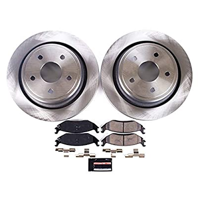 Autospecialty KOE2172 1-Click OE Replacement Brake Kit: Automotive