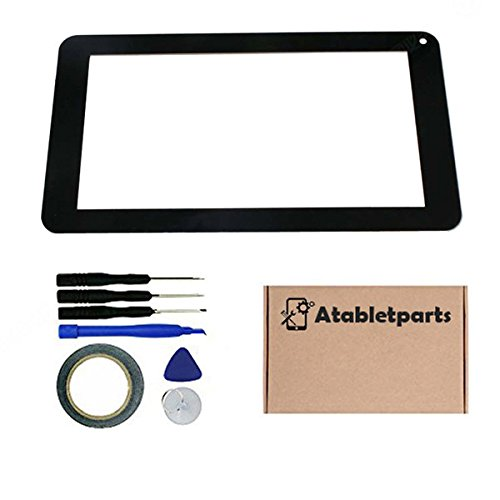 Atabletparts New Touch Screen Digitizer Panel For Visual Land Prestige Elite 7Q 7 Inch Tablet PC