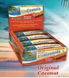 Coconut Secret Bar Ungranola Ccnt Orig