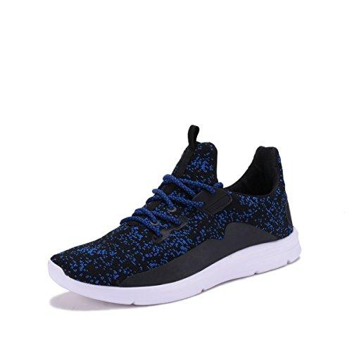 Greens Dreameek (3676lm) Moda Sneakers Traspiranti Sportive Scarpe Da Corsa Blu