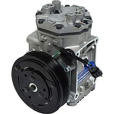 New A/C Compressor 1011228 - ES210L25336C: Automotive