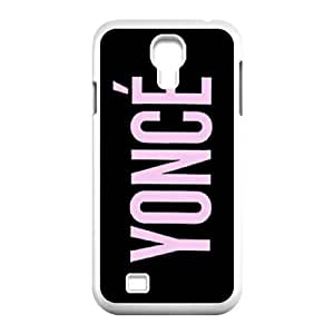 Samsung Galaxy S4 9500 Cell Phone Case White Beyonce Thykt
