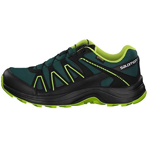 Centor vert Randonnée noir Xa De jaune Salomon Gtx Chaussures Vert Hommes Og0xqFR