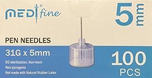 MedtFine Insulin Pen Needles