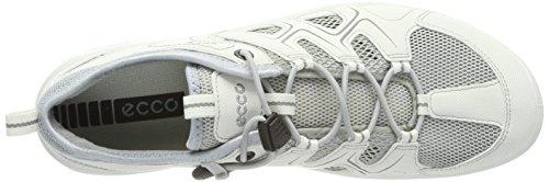 ECCO Terracruise, Zapatos de Low Rise Senderismo para Mujer Blanco (Shadow White)