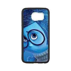 inside out sadness disney piar Samsung Galaxy S6 Cell Phone Case Black xlb2-281210