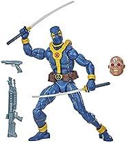 Hasbro Marvel Legends Series - Figura Coleccionable De Deadpool De 15 Cm - Colección Deadpool - Diseño Premium