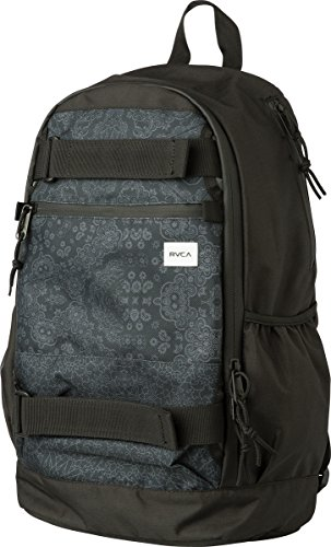 a719af18eb92 The RVCA Unisex Push Skate Deluxe Backpack offers quite a few perks for the  discerning boarder. One of the most interesting is the addition of the two  ...