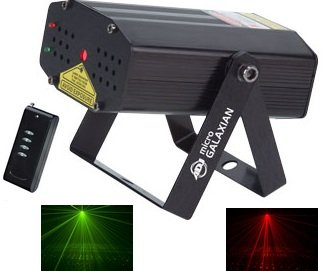 UPC 640282001878, American DJ Micro Galaxian Laser Special Effects Lighting