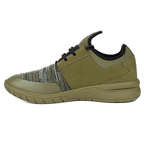 Supra Multi Uomo Sneaker Run Flow Olive qFqYOZx