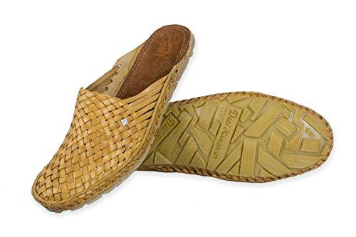 Puro Diario Hecho Zapatos Natural Desi Cuero Hangover a Mano Estilo Hombres E8wZq6H