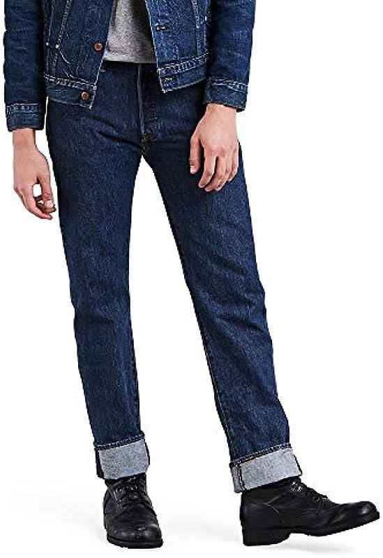 Levi's Damska 00501-1826 Levi`s 501 Original Fit, 00501 Jeans: Odzież