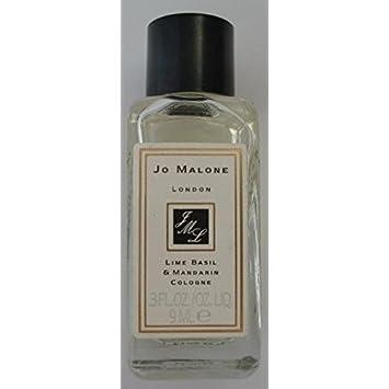 Jo Malone Lime Basil Mandarin Cologne Splash Perfume – 0.3 oz 9ml – Travel Size