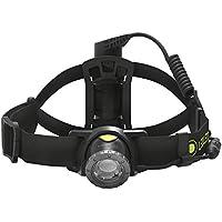 Led Lenser NEO10R - Linterna (Linterna con cinta para cabeza, Negro, IP54, 1 lámpara(s), LED, 10 lm)