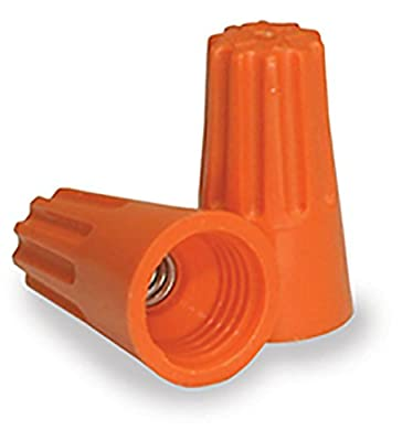 King Innovation 67035 Contactors' Choice Orange, Pack of 100